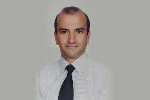 Cpt. Pilot Ali Metin UZUN